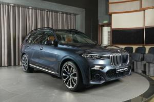 2019 BMW X7 xDrive40i M Sport by Abu Dhabi Motors